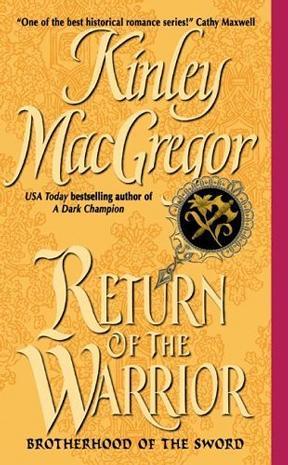 Return of the Warrior (Avon Historical Romance)