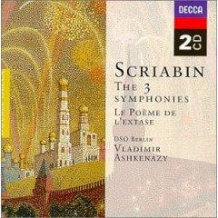 Scriabin: The Symphonies