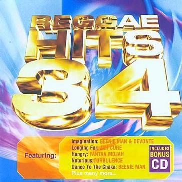 Reggae Hits #34 [2-CD Set : 35 Tracks] - Beenie Man, Mr. Vegas, Shaba Ranks, Bouny Killer, Sanchez, Cutty Ranks, etc.