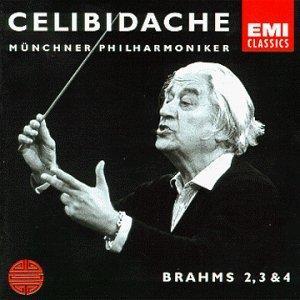 Brahms: Symphonies Nos. 2, 3, 4