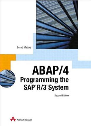 ABAP/4, Second Edition