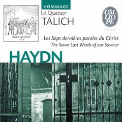 Haydn: Seven Last Words Of Christ