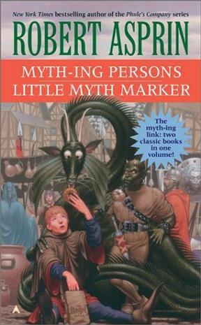 Myth-Ing Persons / Little Myth Marker (2-In-1)