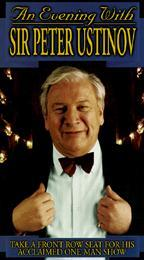An Evening with Peter Ustinov
