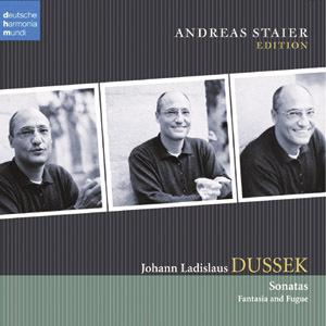 Dussek:Sonatas Fantasia and Fugue
