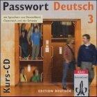 Passwort Deutsch, Hör- und Sprechtraining, 1 Audio-CD