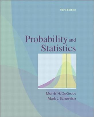 Probability and Statistics (3rd Edition)