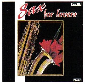 Sax For Lovers (Volume 1)