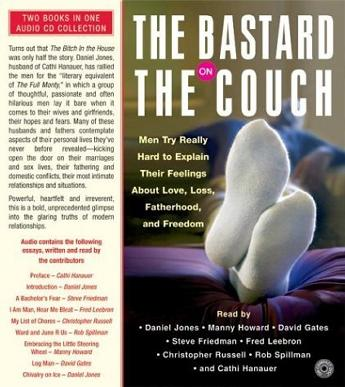 The Bastard on the Couch CD