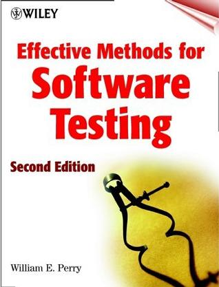 Effective Methods for Software Testing, 2nd Edition