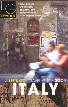 Let's Go 2004: Italy (Let's Go Italy)