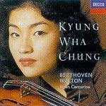 Beethoven, Walton Violin Concertos