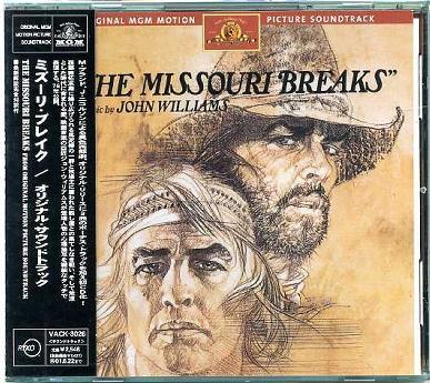 Missouri Breaks (3 Bonus Tracks On Japan-Only Release)
