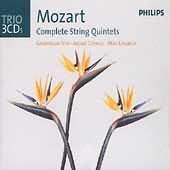 Mozart: Complete String Quintets / Grumiaux Trio, Gérecz, Lesueur