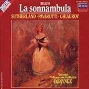 Bellini: La Sonnambula / Bonynge, Sutherland, Pavarotti