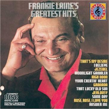 Frankie Laine's Greatest Hits