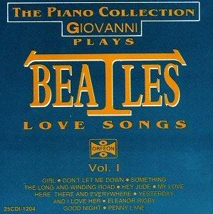 Giovanni Plays Beatles Love Songs, Vol. 1