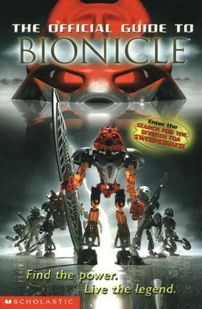The Official Guide to Bionicle (Bionicle)