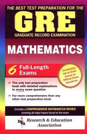 GRE Mathematics (REA) - The Best Test Prep for the GRE (Test Preps)