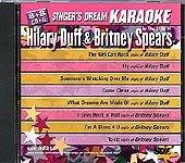 Hilary Duff and Britney Spears (KaraokeCDG)