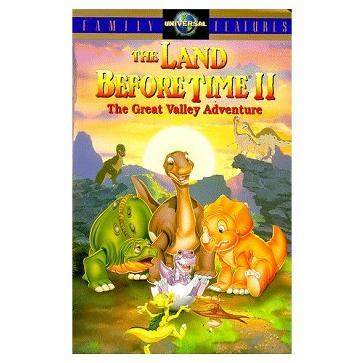 The Land Before Time II: The Great Valley Adventure (V)