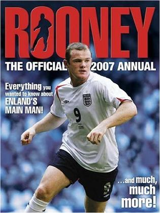 Rooney Official Annual