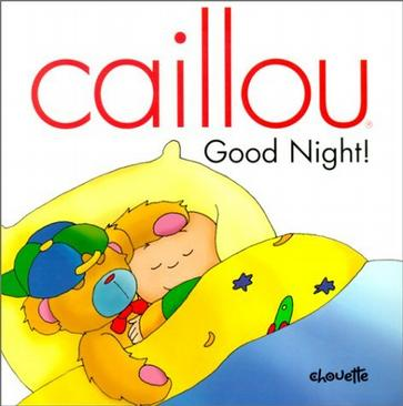 Caillou-Good Night (North Star)