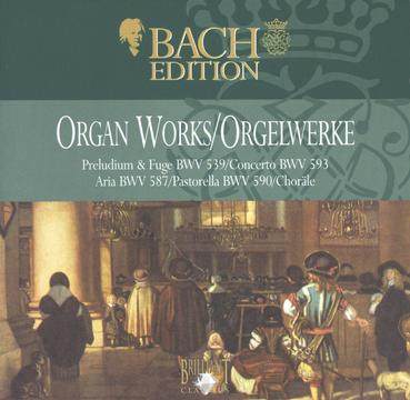 J.S.Bach: The Complete Organ Works CD7