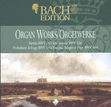 J.S.Bach: The Complete Organ Works CD8