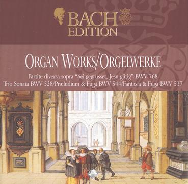 J.S.Bach: The Complete Organ Works II CD3
