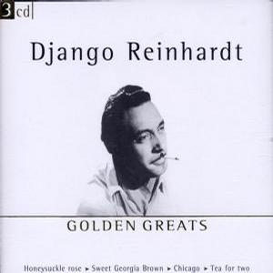 Django Reinhardt - Golden Greats