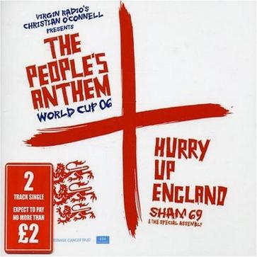 Hurry Up England (The People's Anthem)
