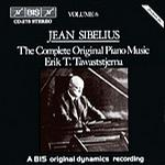 SIBELIUS: Complete Original Piano Music, Vol. 6