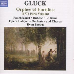 Gluck - Orphée et Euridice (1774 Paris Version)
