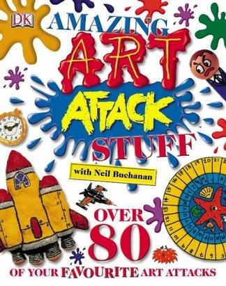 "Amazing Art Attack Stuff (""Art Attack"")"
