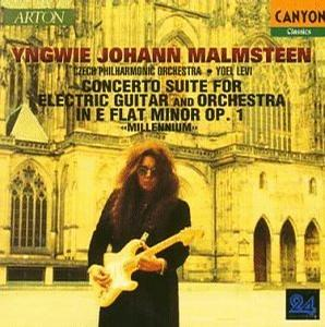 Concerto Suite for Electric Guitar and Orchestra in E Flat Minor Op. 1 - Millenium