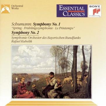 "Schumann: Symphonies No. 3 ""Rhenish"" & No. 4  /  Manfred Overture"