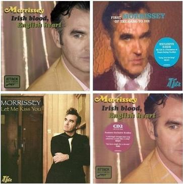 {4 CD Pack} Irish Blood, English Heart (Part 1) & (Part 2) / First of the Gang to Die / Let Me Kiss You [see product description below...]