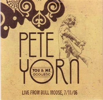 You & Me Acoustic - Live From Bull Moose, 7/11/06