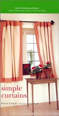 Simple Curtains (Home Furnishing Workbooks)