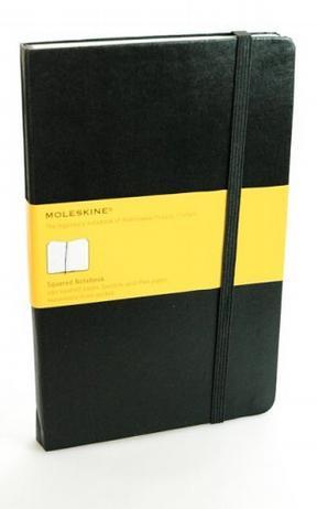 Moleskine Large Squared Notebook Writing Journals Book (Moleskine Notebooks and Calendars)