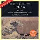 Debussy: La mer, Nocturnes, etc / Daniel Barenboim