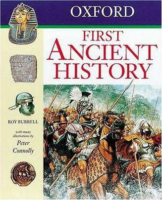 Oxford First Ancient History (Rebuilding the Past)