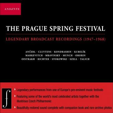The Prague Spring Festival: Legendary Broadcast Recordings (1947-1968)