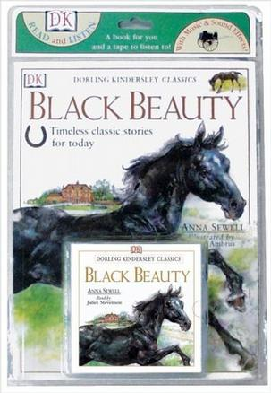 BLACK BEAUTY (Read & Listen Books)
