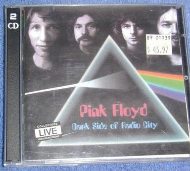 Pink Floyd Dark Side of Radio City