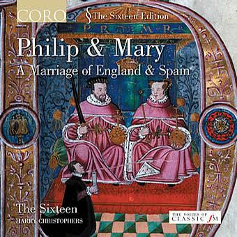 Philip & Mary-A Marriage of England & Spain