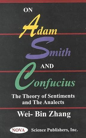 On Adam Smith and Confucius