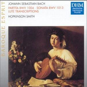 Partita BWV 1004 Sonata BWV 10