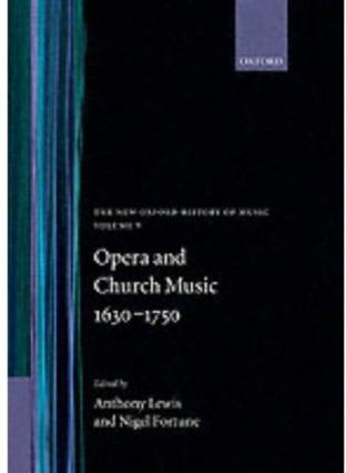 The New Oxford History of Music